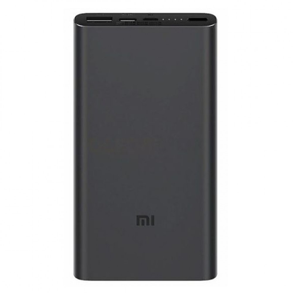 Внешний аккумулятор Xiaomi Mi Power Bank 3 10000 mAh Type-C Black в Старом Осколе